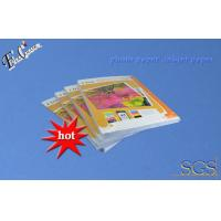 China 180g Gummed inkjet photo paper A4 inkjet printing photo paper with factory price wholesale