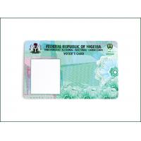 Buy cheap ISO Standard Printed Plastic RFID Contactless smart card from wholesalers