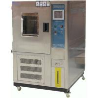 China LCD Touch Screen Controller Programmable Temperature Humidity Climatic Chamber 225L wholesale