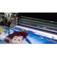 China 1.8M Large Format Eco-Solvent Printer with 3 DX7 head for Coated Banner wholesale