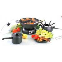 Buy cheap Electric Wok + Fondue Sets+ Pans from wholesalers