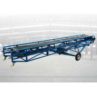 China Rubber Belt Conveyor Steadily Running Friction Drive High Wear Resistance on sale