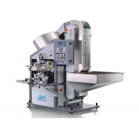 China Aluminum / Plastic Lid Automatic Hot Foil Stamping Machine Gold Or Silver Color wholesale