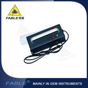 China Handheld UV Fluorescence Lamp professional 253.7nm/365nm Alnuminum on sale