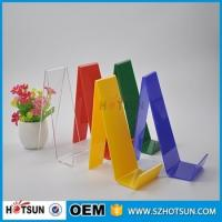 Quality Hot sale! acrylic book holder, book end, Acrylic book stand for sale