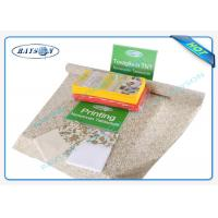 China Nonwoven Cleaning Environmental Disposable Table Cloths For Hotel , 45g 50g 60g Customized wholesale