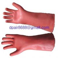 China rubber gloves 20KV wholesale