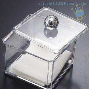 China CB (65) acrylic make up organizer wholesale