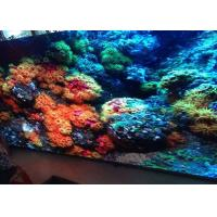 China High Contrast Ratio P2.5 HD Led Display Indoor Fixed Multicolor Customized Size wholesale