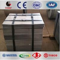 China SS Stainless Steel 316 Plate / 2mm 3mm Thin Stainless Steel Sheeting wholesale