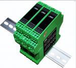 China frequency pulse signal to 4-20mA/0-10V analog signal isolation transmitter (F/V、F/I converter) wholesale