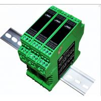 Quality frequency pulse signal to 4-20mA/0-10V analog signal isolation transmitter (F/V for sale