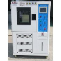 China Laboratory Powder Coated Temperature Humidity Chamber To Test Tolerances Of Heat Cold Dry Humidity wholesale