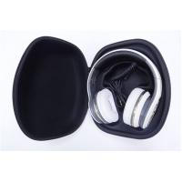 China Environmental Friendly Headphone Carrying Case 25*21*10 cm With Zipper wholesale