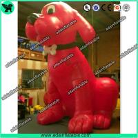 China Dog's Foods Promotion Inflatable,Pet's Food Advertising Inflatable Cartoon,Inflatable Dog wholesale