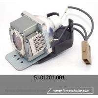 Buy cheap Hot sales Projector Lamp Mercury bulb with housing for BENQ MP510 Projector from wholesalers