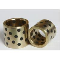 China JDB series Solid Lubricants-embedded Aluminum Bronze Bearings wholesale