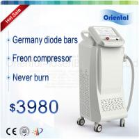 China CE Approved Laser Hair Removal Home Machine For Whole Body , 2000W Power Supply wholesale