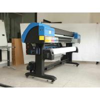 Quality Outdoor Advertising DX5 Eco Solvent Printer Wih High Resolution / Eco Friendly for sale