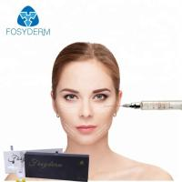 China Fosyderm Sodium Hyaluronic Acid Dermal Filler For Cosmetic Surgery Derm 1ml wholesale