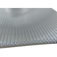 China 10 Year Warranty Clear Honeycomb Polycarbonate Sheeting for Patio Covers wholesale