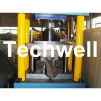 China Chain Transmission Wall Angle Roll Forming Machine for Steel Angle wholesale