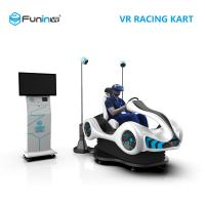 China Fast VR Racing Simulator Multiple DOF Dynamic Platform Customized Game Scenes on sale