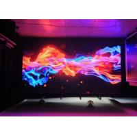 China Entertainment Stage Led Screen , Smd Indoor Full Color Led Display Rental wholesale