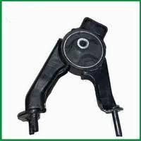 China 12371-0T020 Rubber Engine Mounts Black Matt Lacquer And Galvanized Surface wholesale