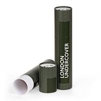 Quality Customised Poster Calendar Packaging Kraft Paper Mailing Tube Cardboard Tube Cans for sale