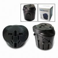 China Universal Travel Adaptors, Does Not Convert Voltage, Can be used with Class ll Electronic Devices wholesale