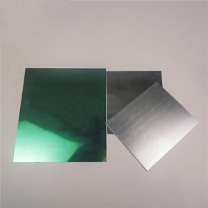 China Electronic Industry Bright Polished 1200 Aluminium Flat Plate TS16949 wholesale