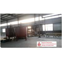 China High Intensity MgO Board Production Line with Double Roller Extruding Technology wholesale