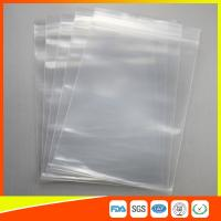 China LDPE Ziplock Plastic Resealable Bags For Office Furniture Items , Plastic Storage Bags wholesale