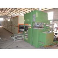 China High Efficient Paper Egg Tray Making Machine , Egg Carton Fruit Tray Making Machine on sale