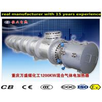 China Flange And Circulation Heater Boiler , Horizontal Explosion Proof Heater wholesale