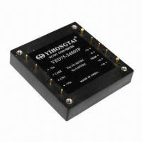 China DC/DC Converter with 50 to 150W Output Power, UL/CE/CB-certified, 1/2-inch Brick wholesale