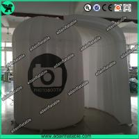 China Oxford Inflatable Igloo Booth Tent/Event Advertising Inflatable Photo Booth wholesale