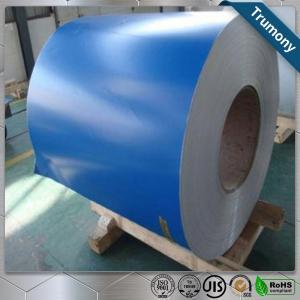 China Film Laminating Aluminum Composite Panel , Aluminum Foil Coil Building Package wholesale