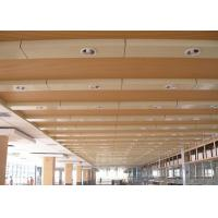 Quality UV Protect Decorative Ceiling Panels / Roofing Materials / Suspended Ceiling Panels For Corridor for sale