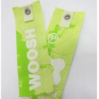 China 3D lenticular print tag 75lpi, 0.45mm  Flip effect lenticular hang tag for garment printed by OK3D wholesale