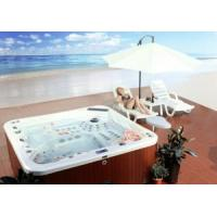China Hot Tub S800 Jacuzzi with 101 Jets and 3 Lounge Seats 5 Person SPA (S800) wholesale