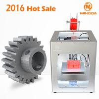 China Affordable 0.4 Mm single nozzle high accuracy 3d printer desktop for toys model on sale