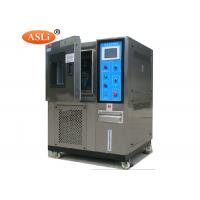 China 20%~98% RH Thermal Humidity Cycling Test Chamber With Viewing Window wholesale