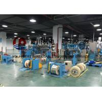 China Fuchuan LAN Cable Extrusion Machine With 65 Extruder Main Machine 35 Injection Machine on sale