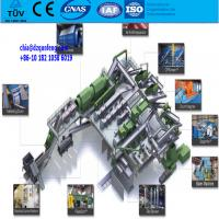 China High perfromance efficiency domestic waste sorting line waste sorting machine for sorting msw with CE ISO wholesale