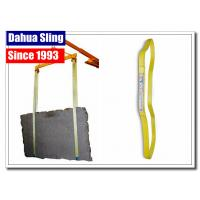 China Reliable Endless Lifting Slings Hoist Straps For Large Rock Acid Resistance wholesale