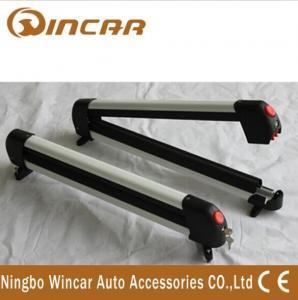 China 4wd kayak Car Roof Racks , automotive cargo rack snow board carrier wholesale