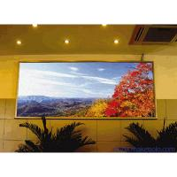 China Hoting style HD SMD Outdoor Full Color P5.95 Led tv video Display For Stage , advertising wholesale