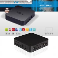 China Foison the Latest Mxq Quad Core TV Box with Amlogic S805 and Support H. 265 on sale